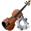 violin,config,instrument,configure,configuration,preference,option,setting