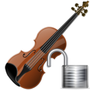 violin,unlock,instrument