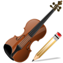 violin,write,instrument,writing,edit