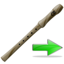 flute,next,instrument,forward,right,yes,arrow,correct,ok