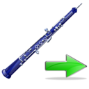oboe,next,instrument,forward,right,yes,arrow,correct,ok