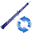 oboe,refresh,instrument,reload