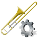 trombone,config,instrument,configure,configuration,preference,option,setting
