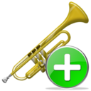 trumpet,add,instrument,plus