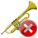 trumpet,close,instrument,no,cancel,stop