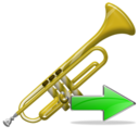 trumpet,next,instrument,forward,right,yes,arrow,correct,ok