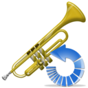trumpet,reload,instrument,refresh