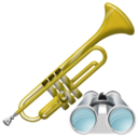trumpet,search,instrument,find,seek