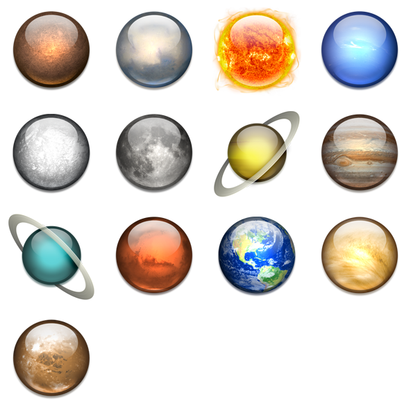 Solar System Png (page 2) - Pics about space