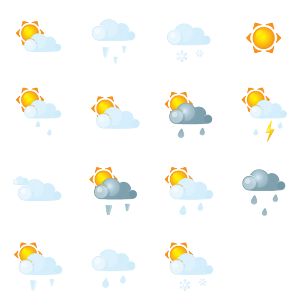 Weather - 15 Free Icons, Icon Search Engine