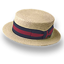 hat,straw,derby
