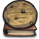 cookie,book