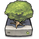 removeable,tree,drive