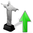 cristoredentor,cristoredentor up,up,ascend,rise,ascending,upload,increase
