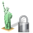 estatuadelalibertad,lock,locked,security