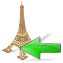 torreeiffel,back,left,prev,backward,previous,arrow