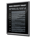 zero,gravity,toilet,safety,instructions