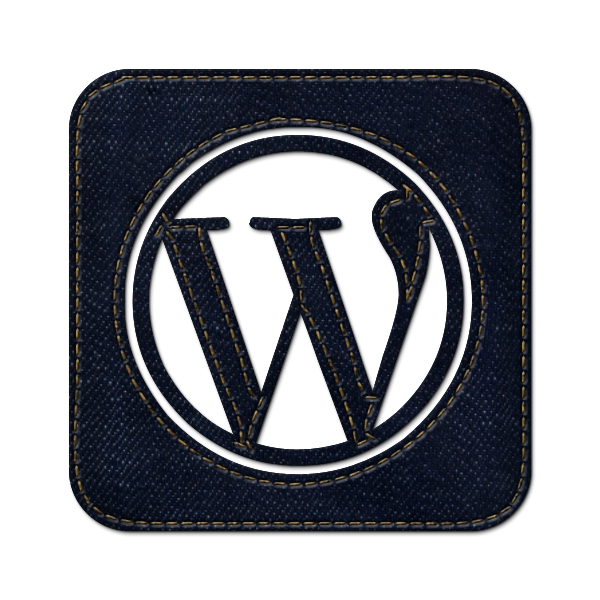 denim,jean,social,wordpress,logo,square