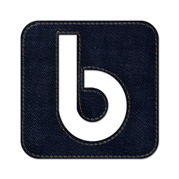 denim,jean,social,yahoo,buzz,logo,square