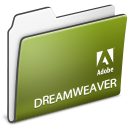 adobe,dreamweaver,folder