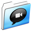 ichat,folder,smooth