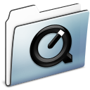 quicktime,folder,graphite,smooth
