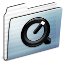 quicktime,folder,graphite,stripe