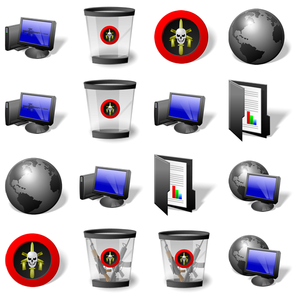 software build icon W