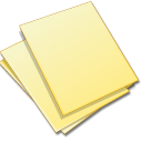 document,yellow,file,paper