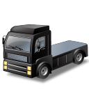 tractorunitblack,black,transportation,truck,transport,automobile,vehicle
