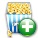 cinema,add,plus