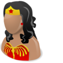 wonderwoman,hero,cartoon