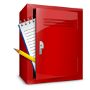 http://png-3.findicons.com/files/icons/628/shiny_lockers/128/locker_notebook.png