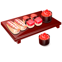 Sushi Icon Png Ico Or Icns Free Vector Icons
