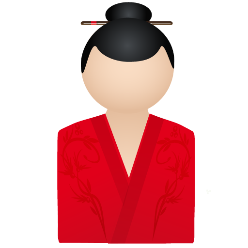 kimono,red,woman,account,person,people,human,user,female,member,profile