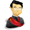 jintao,man,cartoon,leader,account,male,person,people,profile,human,member,user