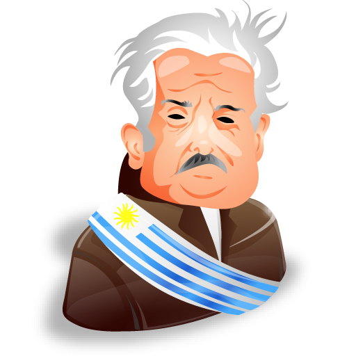 jose,mujica,man,cartoon,leader,account,male,person,people,profile,human,member,user