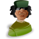 muammar,gadhafi,man,cartoon,leader,account,male,person,people,profile,human,member,user