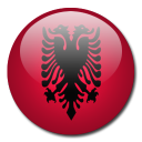 albania,flag,country