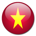 Vietnam icons, free icons in Rounded World Flags, (Icon ...