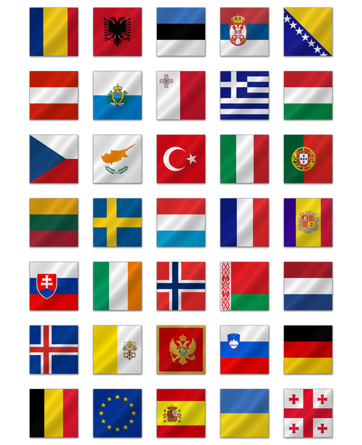 European Flags Icons - Download Free PNG Icons