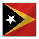 east,timor,flag