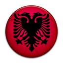 flag,albania,country
