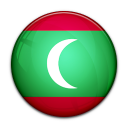 flag,maldives,country