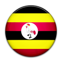 flag,uganda,country