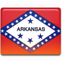 arkansas,flag