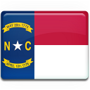 north,carolina,flag