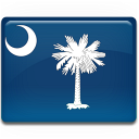south,carolina,flag