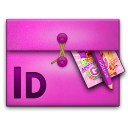 indesign,folio