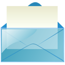mail,blue,envelop,message,email,letter